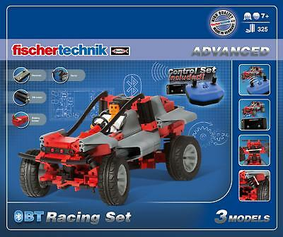 Advanced BT Racing Set Konstruktionsbaukasten fischertechnik 540584