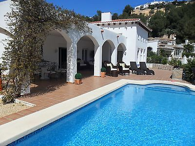 Villa To Rent, Costa Blanca Spain, 4 Bed, Holiday Rental With Private Pool
