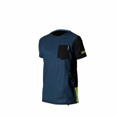 Mystic Neoprene shirt MVMNT Quickdry S/s for men breathable and UV Protection 50