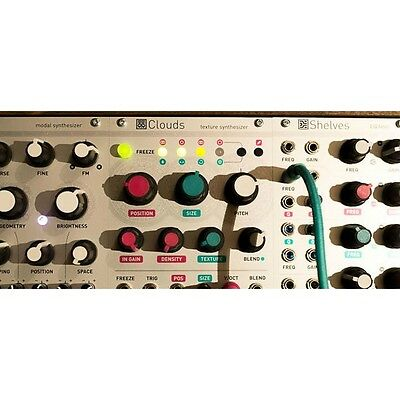 Mutable Instruments Clouds Eurorack Granular Processor Module