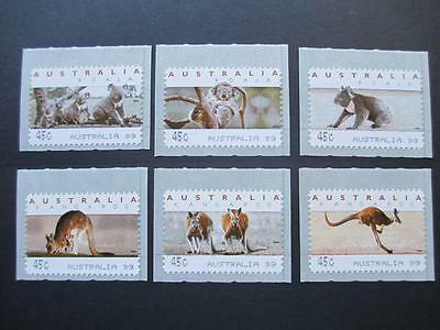 AUSTRALIA Counter Printed Stamps CPS - Australia  99
