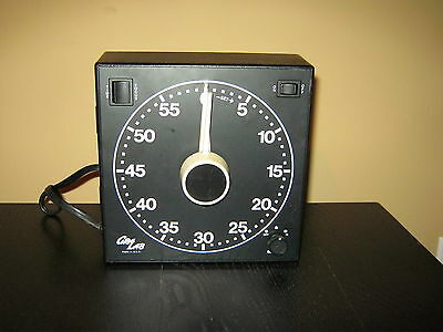 Vintage Gralab Time Model 300 Dark Room Photography Tested Excellent Condition