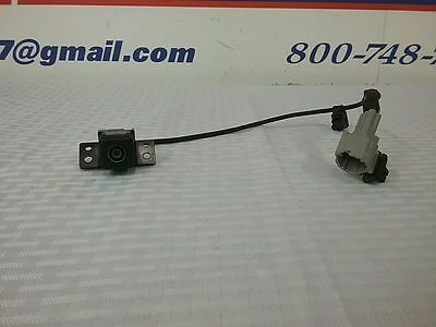 15 Nissan Titan Rear Camera Tailgate Handle Mounted