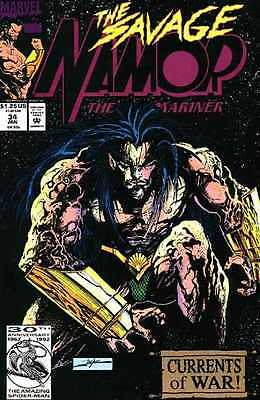 Namor, the Sub-Mariner #34 Jae Lee Marvel Comics