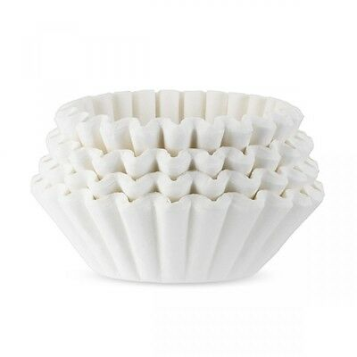 Bunn Regular Paper Coffee Filters for 12-Cup Commercial Brewers (Case of 1,000)
