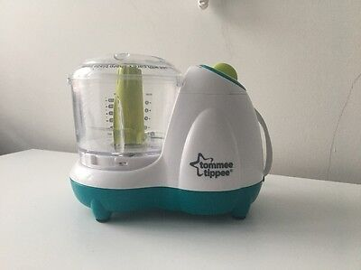 Tommee Tigee Explora Baby Toddler Small Handy Food Processor