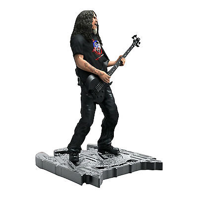 Slayer Collectible: 2014 Knucklebonz Rock Iconz Tom Araya Limited Edition Statue