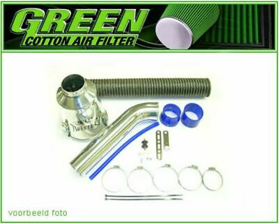 Kit aire SpeedR Twister Green Peugeot 307Cc 2.0L 16V   138Cv 03-