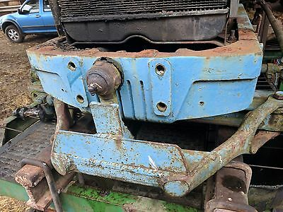 Fordson Super Major Converted Front Axle And A Frame Suit 6 Cylinder Conversion