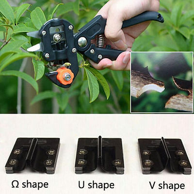 Iron Blade for Garden Grafting Machine Fruit Tree Pruning Shear Cutting Tool