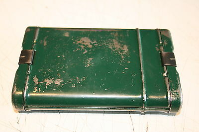 WW2 German K98 Mauser Cleaning Kit Tin With Contents