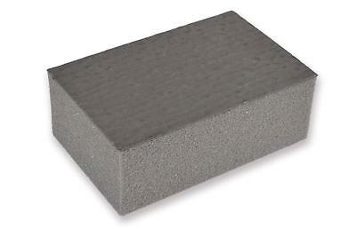 "2 PC Auto Detailing Magic Shine Eraser Clay Foam Block, Medium Grade, 1""x3""x5"""