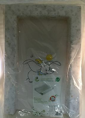 New Dumbo Disney Characters Change Pad Mat High Sides Baby Nappy Change