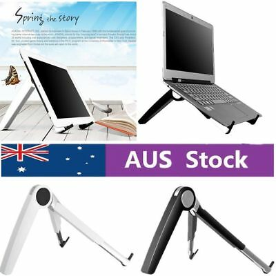 Multifunction Folding Laptop Bracket Adjustable Notebook Computer Stand Lot A#