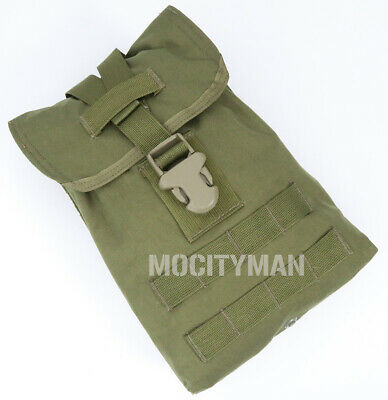 Eagle Industries Charge Dump Pouch Bag Khaki - US Military - NEW - USA Made
