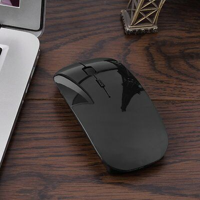 Portable Rechargeable Bluetooth 3.0 Wireless Mouse For Laptop PC Tablets NEW A#
