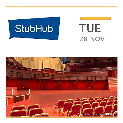 2Cellos with the Royal Philharmonic Orchestra Tickets - London