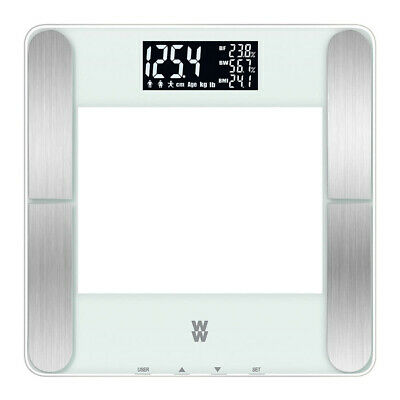 New Weight Watchers - WW710A - Digital Glass Scale from Bing Lee