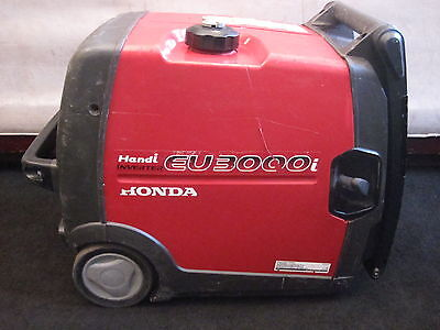 Honda Portable Generator Model EU3000i Handi Inverter
