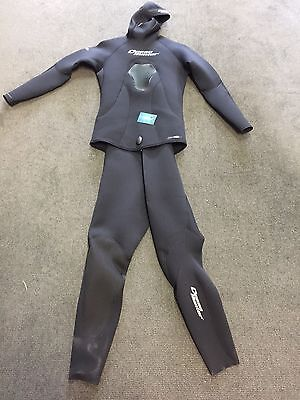 Ocean Hunter Phantom 2 piece spearfishing wetsuit Small