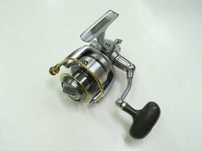 Used Daiwa TOURNAMENT FORCE 3500 4.9:1 PE2-300m spinning reel from Japan 865