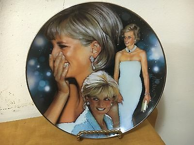 The Franklin Mint Heirloom Recommendation Diana Plate Princess Of Style