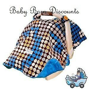 NEW Infant Carrier / Capsule Canopy - Aiden from Baby Barn Discounts
