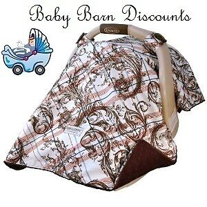 NEW Infant Carrier / Capsule Canopy - Eastwood from Baby Barn Discounts