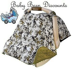 NEW Infant Carrier / Capsule Canopy - Hawslee from Baby Barn Discounts