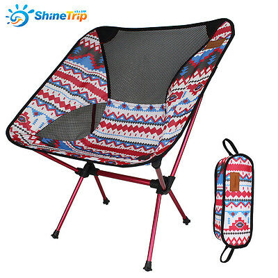 Ultralight Portable Folding Camping Backpacking Chairs with Carry Bag