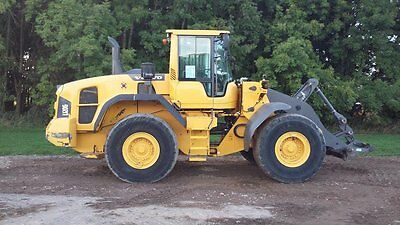 2013 Volvo L120G Wheel Loader Wheel Loaders