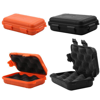 2 Sizes Waterproof Shockproof Box Foam Outdoor Storage Case EDC Holder ZY