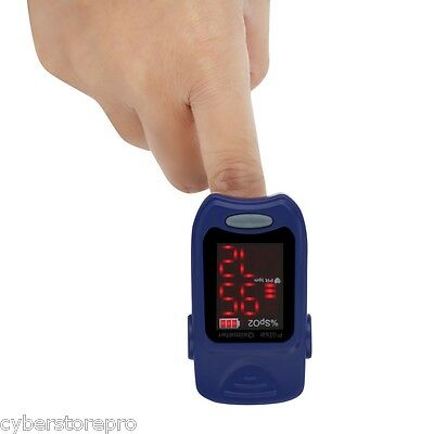 FS10A Finger Pulse Oximeter Meter Health Care Recording for Children and Adults