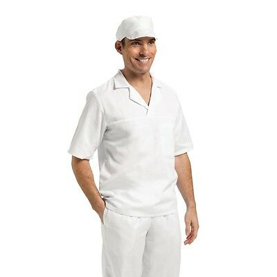 Whites Baker Catering Shirt - Choice of Size
