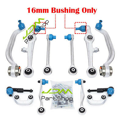 For AUDI A4 B6 B7 Superb Front Suspension Bottom Wishbones Track Control Arm Kit