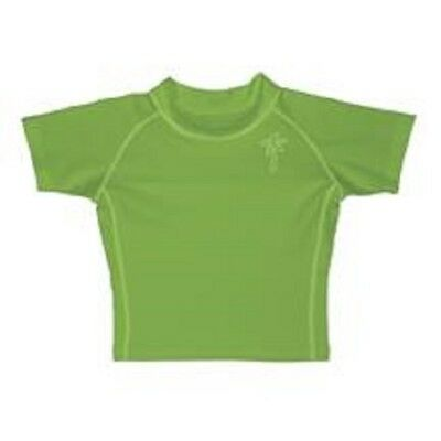 i play Baby UV swimming shirt green for boys sz. 18 Months, 24 Months