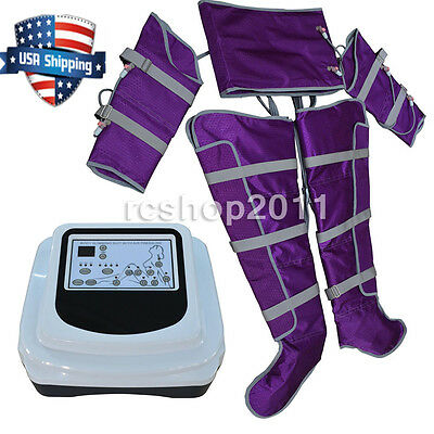 Air Slimming Suit Sauna Blanket Detox Lymphatic Drainage Pressotherapy Machine