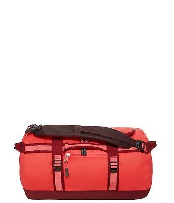 North Face Reisetasche Base Camp Duffel XS Melon Red/ Calypso Coral 2017