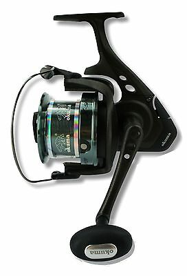 Okuma NEW X-Spot Spod & Marker 80 Spodding Fishing Reel - 49655