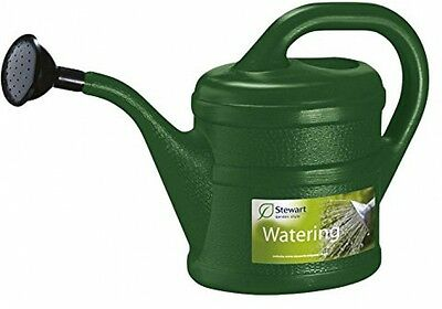 Stewart 2437019 2 Litre Watering Can Easy to Carry-Green BRAND NEW FREE SHIPPING