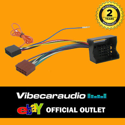 AUDI A3 A4 A6 TT Car Radio Wiring Loom Harness - £11.95 ... Audi A Stereo Wiring Harness on mercury mountaineer stereo, bmw 3 series stereo, audi a7 stereo, cadillac escalade stereo, hyundai accent stereo, saab 9-5 stereo, volkswagen touareg stereo, ford explorer sport trac stereo, chevrolet malibu stereo, nissan juke stereo, lexus rx stereo, audi b7 stereo, land rover discovery stereo, mitsubishi galant stereo, volvo 850 stereo, audi a4 stereo, mazda 5 stereo, acura rsx stereo, lincoln mkz stereo, audi a5 stereo,