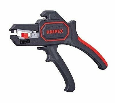 Knipex 1262180 Self Adjusting Automatic Insulation Wire Stripper Shakmods