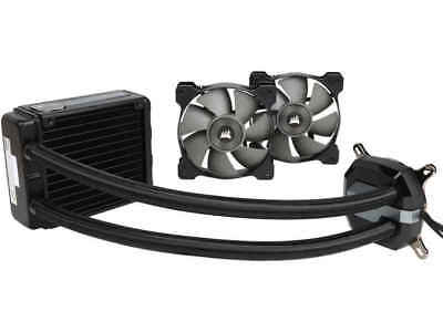 Corsair Hydro Series H80i v2 Performance Liquid CPU Cooler - CW-9060024-WW