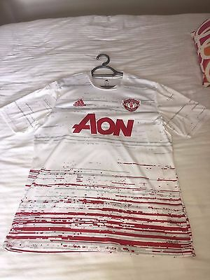 Adidas Original Manchester United Training Top Size Large