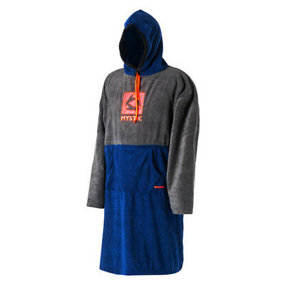 Mystic Poncho Long Navy 2017 - Größe: One Size