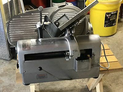 "Hobart Heavy Duty Automatic Slicer Model 1712 - 12"" Blade"