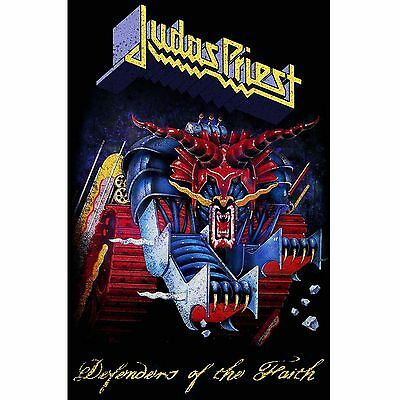 Judas Priest Defenders of the faith textile Poster Flag