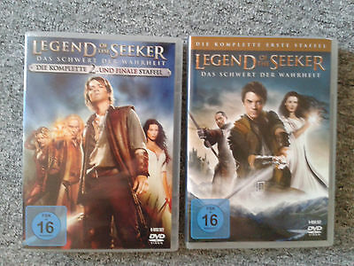 Legend of the Seeker - komplette 1. und 2.Staffel