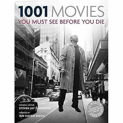 1001 Movies You Must See Before You Die, Jay Schneider, Steven, New Book