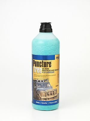Oko Puncture Free Concentrated Anti Puncture Tyre Sealant On Road Cars 1250 Ml